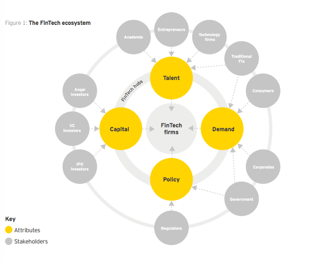 What makes the Fintech Leading Cluster attractive