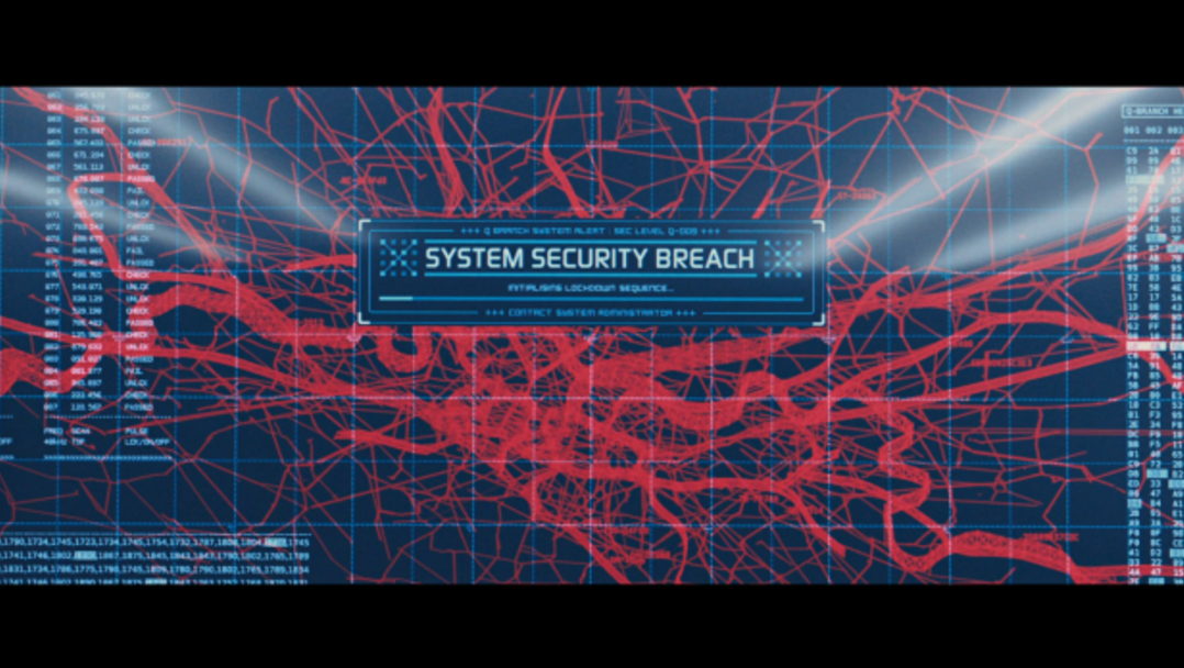 System Security Breach - Cyber security Image