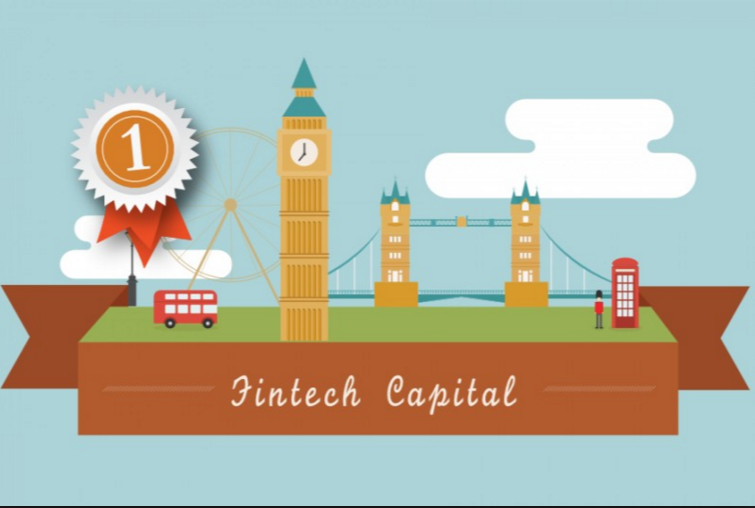 London Fintech Capital of the World