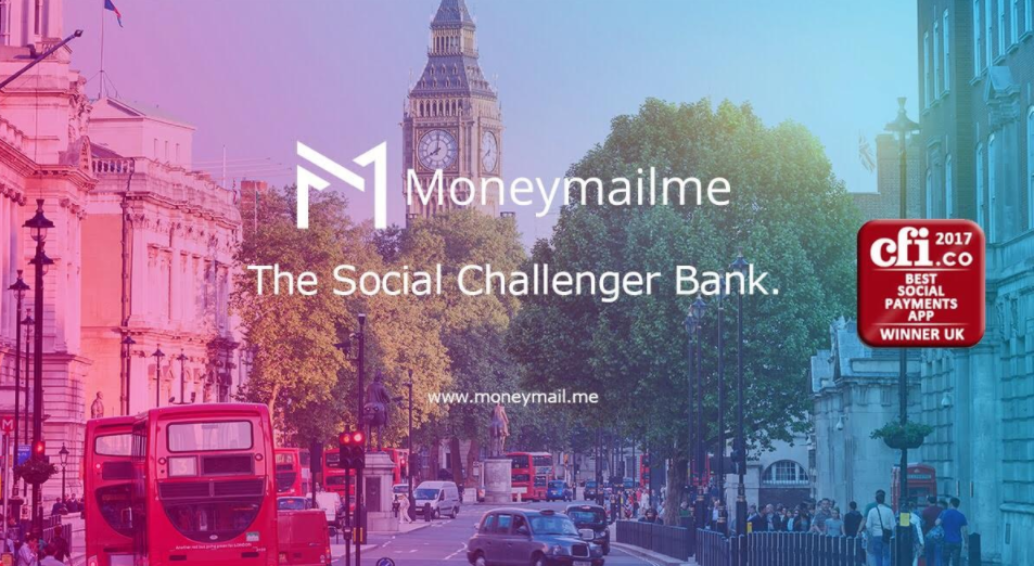 Moneymailme wins award