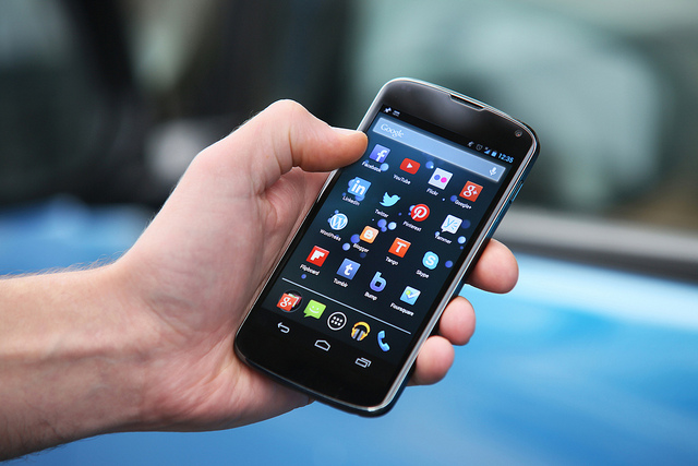 Moving With The Times: Why Smartphone Apps Are Essential For Your Business