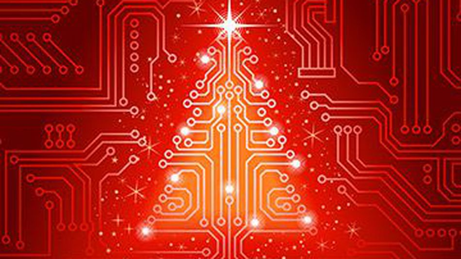 Technology is All Around This Christmas And New Year