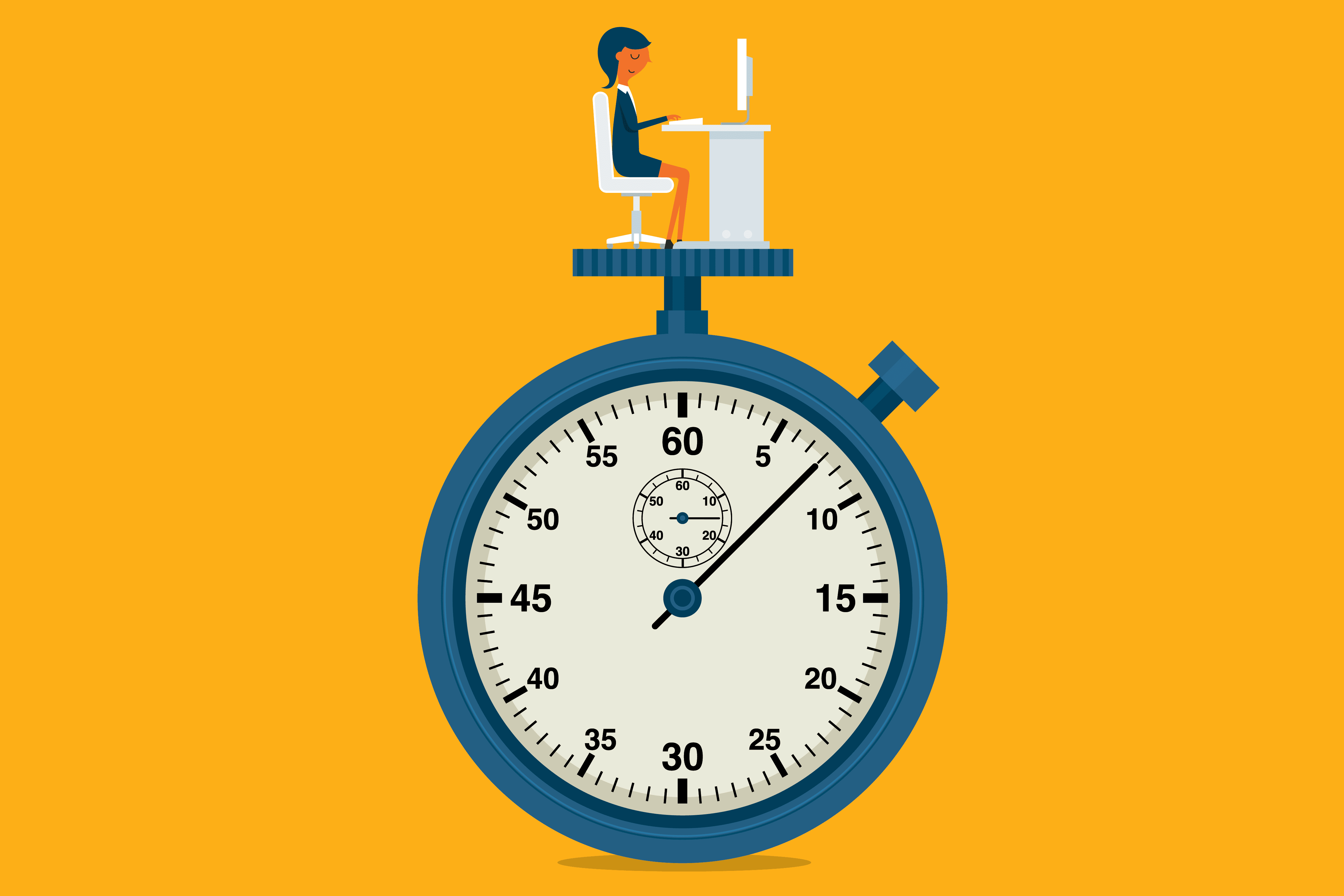 When Every Second Counts: Time-Management Tips For The Workplace