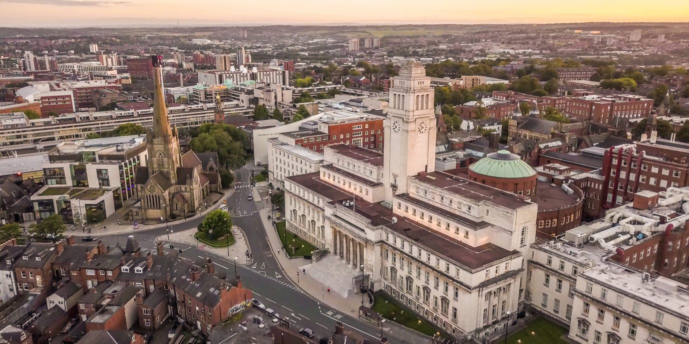 As well as being one of the UK's largest legal and financial centres, Leeds has one of the most mixed economies in the UK