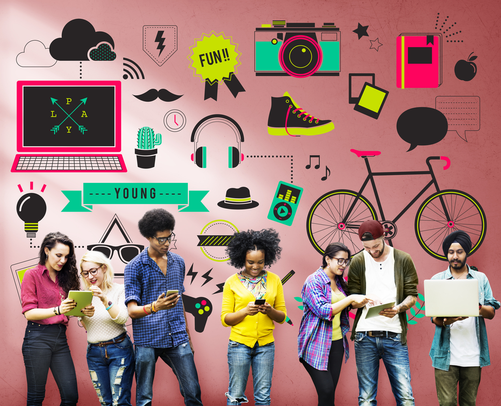 Research: Generation Z Wants To Be, Buy And Build Online