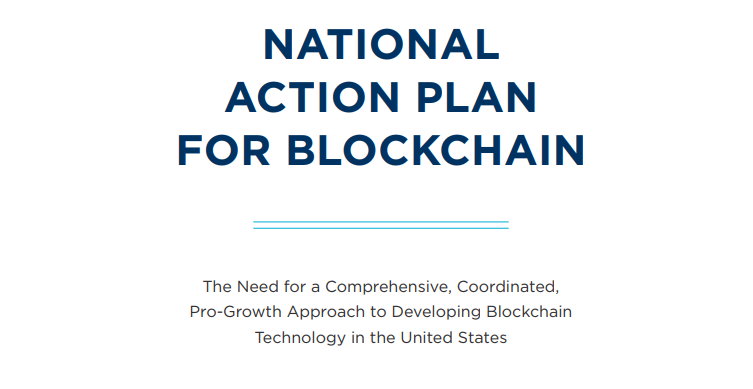National Action Plan for Blockchain