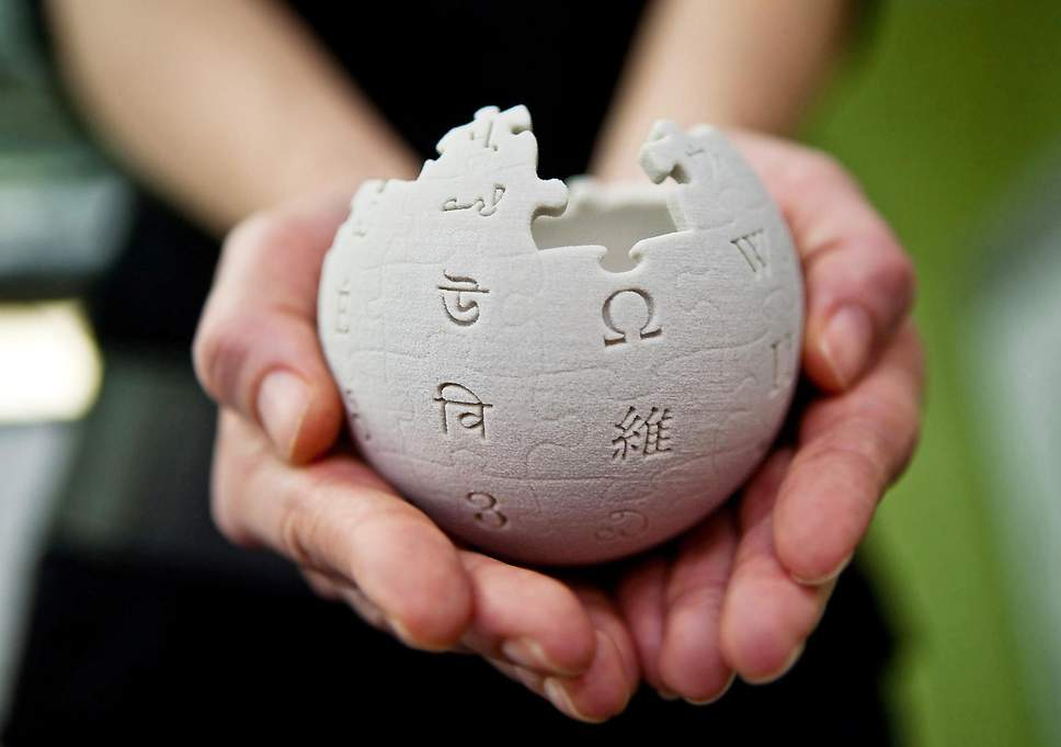 Wikipedia and YouTube Dominate Search Results Globally