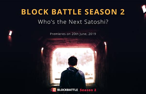 Block Battle Season 2 Promotional Art