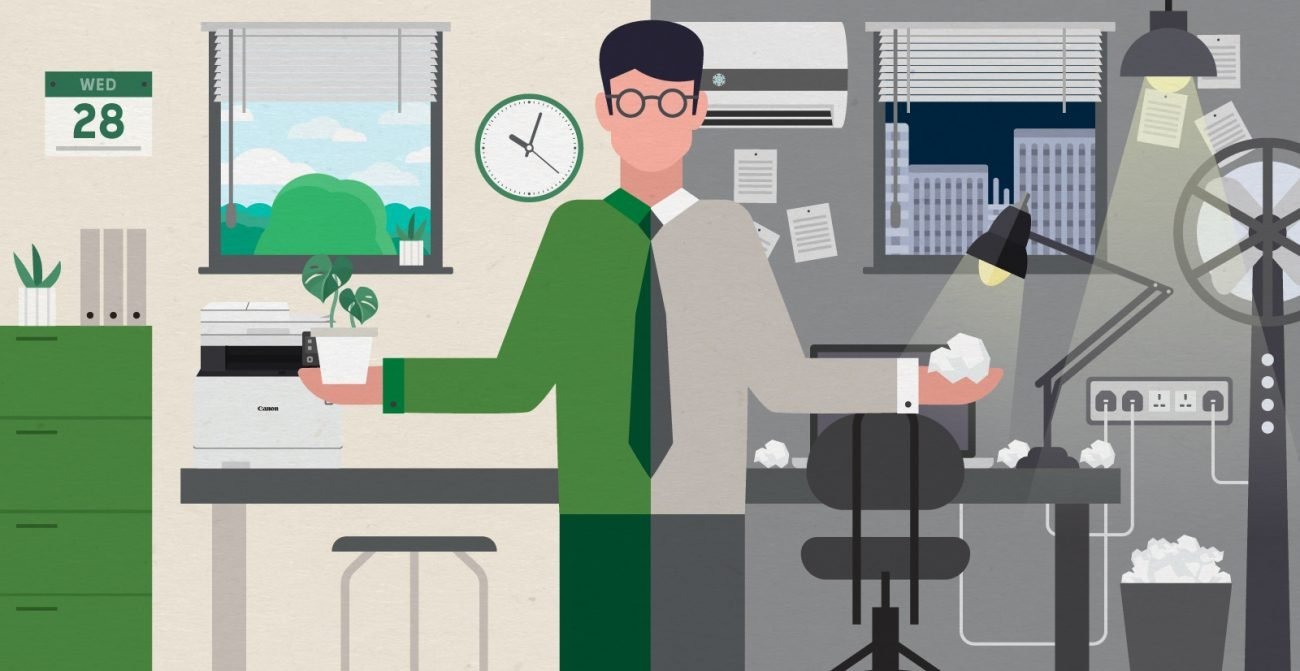Top Tips For A More Energy-Conscious Office