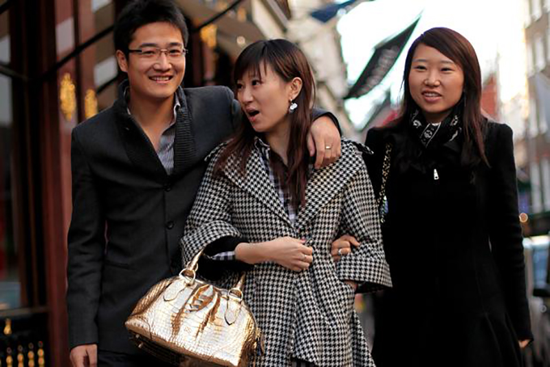 Affluent Population in China to Surpass 56 million Mark in 2022