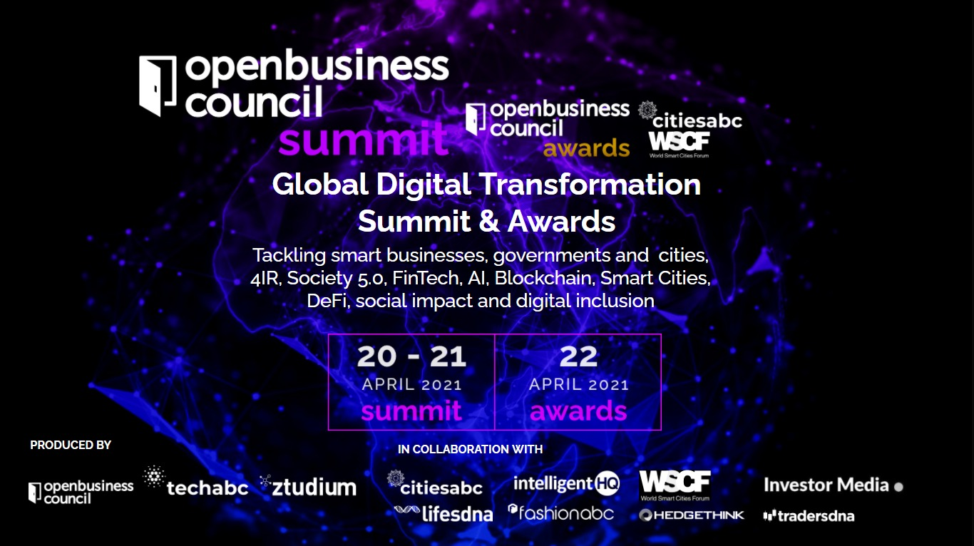 120+ Speakers Including Former Nasa Astronaut Scott Parazynski, Bollywood Actor Javed Jaffrey Join Global Digital Transformation Openbusinesscouncil Citiesabc Summit Looking at Best Ways to Cope With Covid-19 Business Challenges