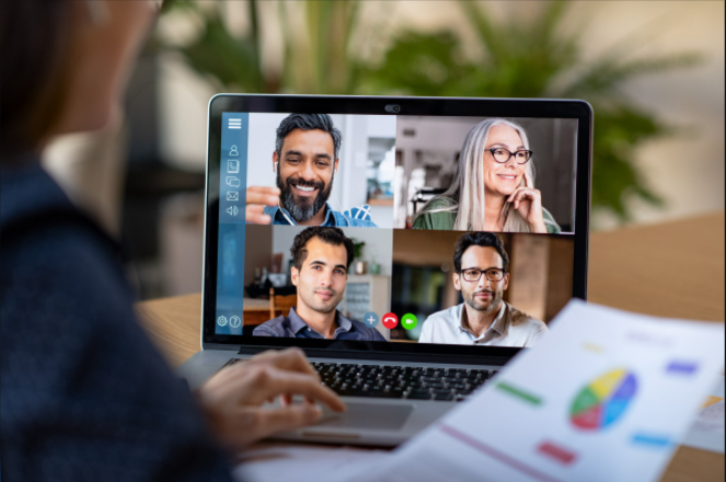 remote working, technology for remote working